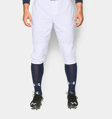 Under Armour Men's Leadoff Baseball Knicker Pants New FREE POSTAGE