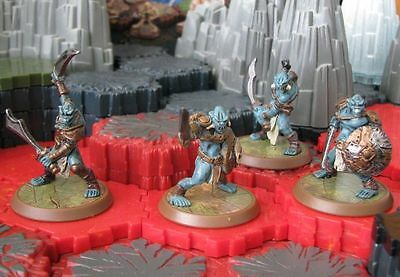 New Blade Gruts Wave 1 Malliddon's Prophecy Heroscape grut orcs minis