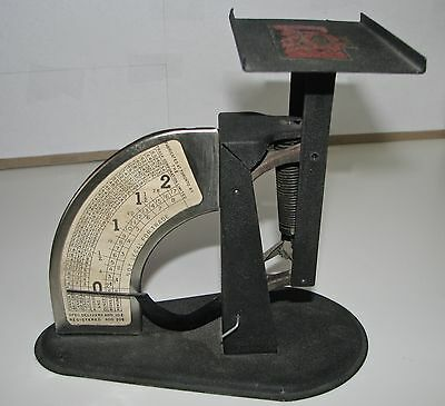 Antique Wadico Pennyweight Postal Scale