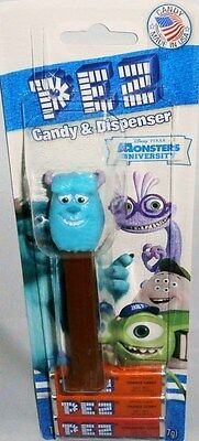 Disney Pixar Monsters University Pez Dispenser  SULLEY