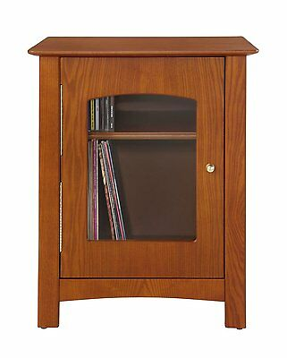 Crosley ST75-PA Bardstown Entertainment Cabinet (Paprika) New