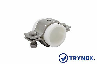 3A 1'' Sanitary Hex Tube Hanger / TPI Sleeve 304 Stainless Steel Trynox