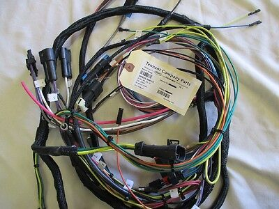 Tennant T7 Main Harness Oem # 1052906