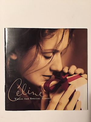 Celine Dion These Are Special Times  Music CD