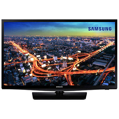 "Samsung UE19H4000 19"" LED 720p HD Ready Freeview TV Black New"