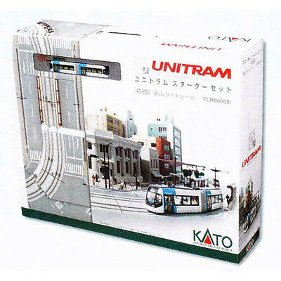 New Kato Unitram 40-900 Starter Set  Uk 230V Controller