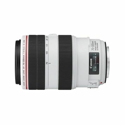 Canon EF 70-300mm f/4-5.6L IS USM Lens for DSLR Camera Bodies