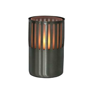 20x Oil Table Lamp / Light 'Leo', Restaurant / Cafe / Bar - Safer than a Candle