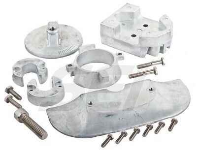 Mercruiser Alpha Gen 2 Anode Kit, Zinc