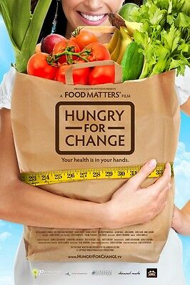 Hungry For Change DVD
