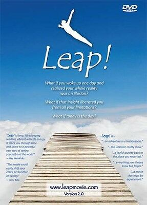 Leap! The Movie DVD