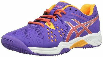 ASICS GEL RESOLUTION 6 GS ALL COURT : Scarpe NUOVE Tennis Junior Listino € 76,90