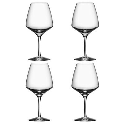 Orrefors Pulse Wine Weinglas 35 cl 4-er-Set