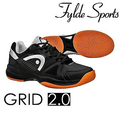 Head Grid 2.0 Men Court Shoes Sports Badminton Shoe Squash Trainers