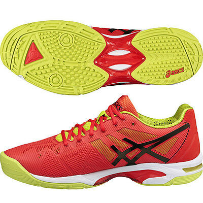 Scarpe Uomo Tennis Nuove ASICS GEL SOLUTION SPEED 3 ALL COURT Listino € 157,00