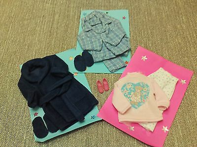 doll clothes set for Barbie and Ken dolls