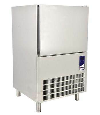 """OMCAN BC-IT-0906 32"""" Stainless Steel 6-Tray Blast Chiller Freezer made in Italy"""