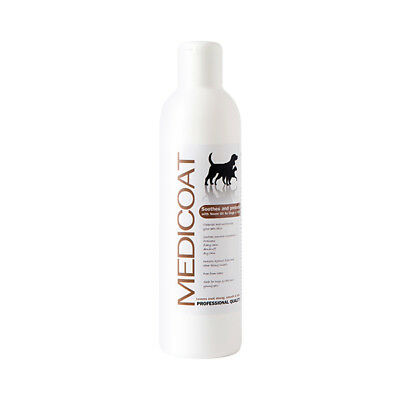 MEDICATED NEEM OIL SHAMPOO STOPS ITCHING SOOTHES PET SKIN - For Cats and Dogs
