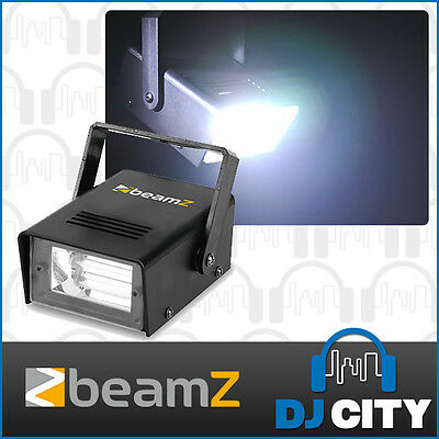 Party Mini Strobe Light 20W Flashing White Light Up To 10 Flashes Per Second