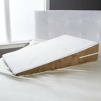 Avana Bed Wedge Memory Foam GERD Pillow, X-Large