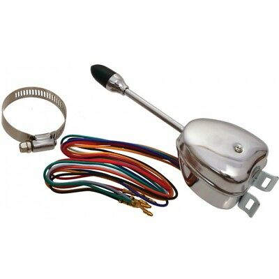 Model A Ford Turn Signal Switch - Chrome - 12 Volt - Retro-Style 28-21114-1