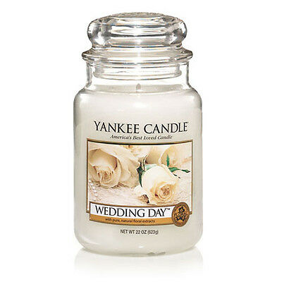 Yankee Candle Wedding Day(r) Large Jar Scented Candle
