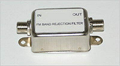 Improve your weak HDTV Over the Air Signal - FM Trap FM Band Reject Filter
