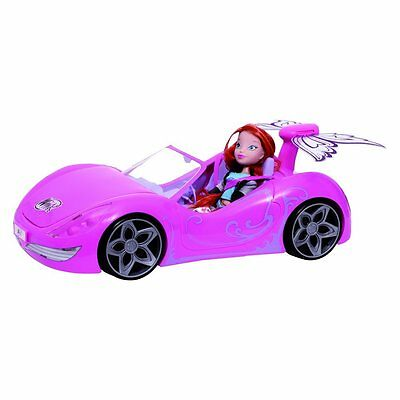 Giochi Preziosi Winx Bambola Bloom con Auto Fairy Car