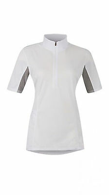 Kerrits Hybrid Riding Shirt-L-White