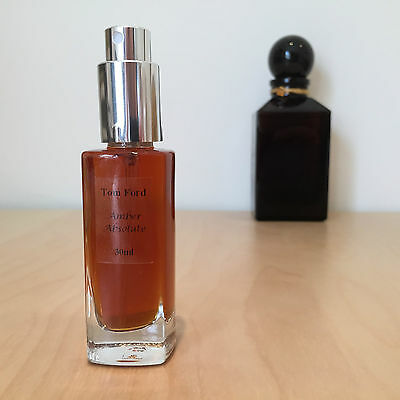 VINTAGE Tom Ford Amber Absolute 30ml - RARE & HARD TO FIND