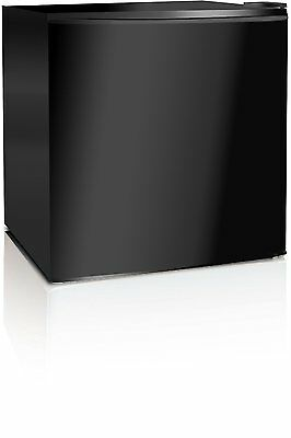 Midea WHS-65LB1 Compact Single Reversible Door Refrigerator (WHS-65LB1)Black HVI