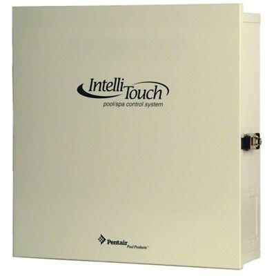 Pentair 521215 Intellitouch Load Center with Secondary Side Circuit