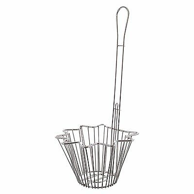 Round  Fry Basket  For Taco Salad Bowl  (Deep Fryers)