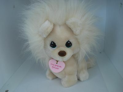 "Applause Leon Lion ""Love Goes on Fur Ever"" 9"" PLush"