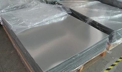 "36""x120"" 24Ga Stainless Steel Sheets for Kitchen Wall Cladding (Sold as 10 pcs)"