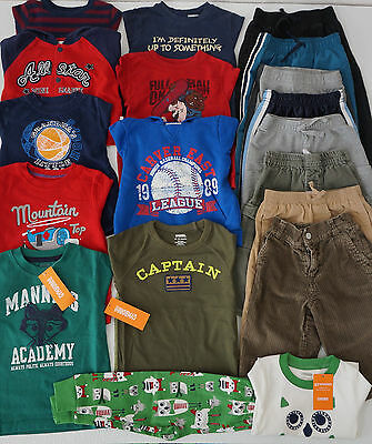 Baby Boys Size 18 Months Fall Clothes Lot of 19 Items L3