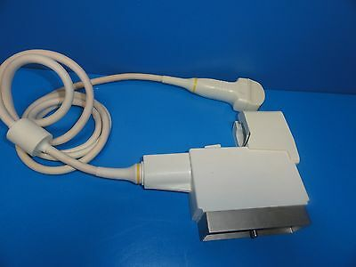 GE 548c Wideband 3.0- 8.0 MHz Convex Ultrasound Probe W/ Hook (6353)