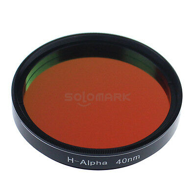 H-Alpha 2 Inch Narrow Band 40nm Filter  nebula filters for telescopio astronomic