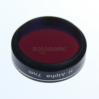 Solomark 1.25Inch H-ALPHA 7nm Filter Narrow Band  filters Astronomic Telescope