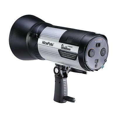 PHOTAREX PB-600 wireless HSS High Speed Flash Head Monolight Strobe for Nikon