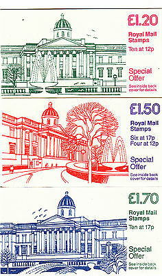 GB folded booklets (unmounted mint) Multi listing - Your choice