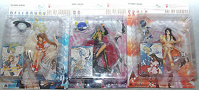 NEW Ah! My Goddess action Fig Set#3 Belldandy, Urd, Skuld&Banpei  USA SELLER