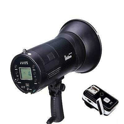 PHOTAREX HS-680 Battery-Powered High Speed Flash Head Monolight Strobe