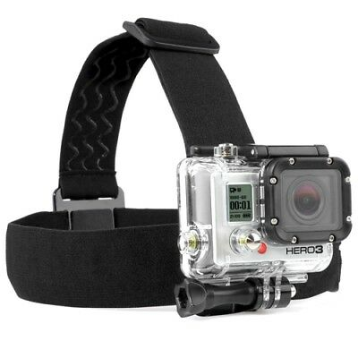 TECH PULUZ Elastic Mount Belt Adjustable Head Strap for GoPro HERO5 /4 Session