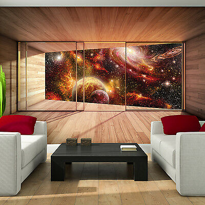galaxie fototapete weltraum wandbild sternenhimmel xxl wanddeko kind xxl poster eur 12 73. Black Bedroom Furniture Sets. Home Design Ideas