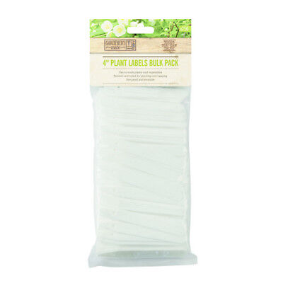 "Gardman 4"" Plant Labels Bulk Pack 250"