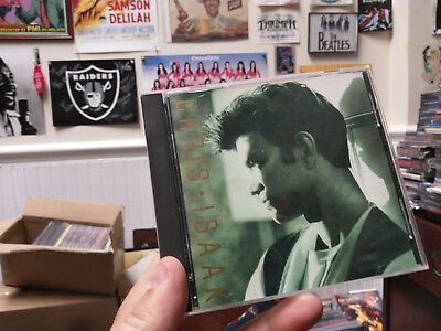 Chris Isaak by Chris Isaak CD Heart full of Soul Wild Love This Love Will Last