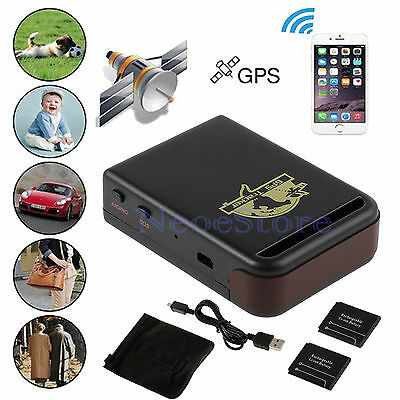 New TK102 GPS Tracker Magnetic Car Vehicle Realtime Spy Personal Tracking Device