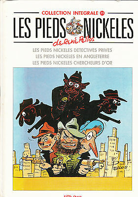 Les Pieds Nickeles / Collection Integrale / Rene Pellos /  Tome  23