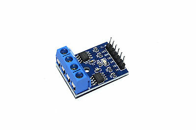 L9110 Motor Driver Genuine IC Station Module Arduino Pi Stepper Flux Workshop